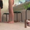 【更衣室隠し撮り】猛暑の2018年夏の海の家 File005