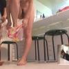 【更衣室隠し撮り】猛暑の2018年夏の海の家 File008