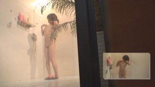 【海の家・秘撮】女子シャワー室完全実録 #015