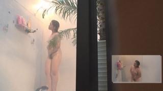 【海の家・秘撮】女子シャワー室完全実録 #021