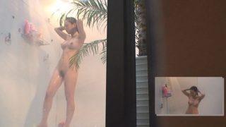 【海の家・秘撮】女子シャワー室完全実録 #017