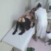 ドクハラ婦人科医#009 23歳 ピアノ講師 エコー検査