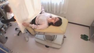 ドクハラ婦人科医#009 23歳 ピアノ講師  内診台診察