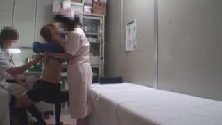 ワイセツ婦人科医の過剰診察記録 #File04-A ~25歳ちっぱいOL 下腹痛~