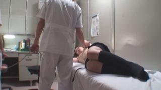 ワイセツ婦人科医の過剰診察記録 #File04-C ~25歳ちっぱいOL 下腹痛~