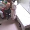 ワイセツ婦人科医の過剰診察記録 #File05-A ~爆乳人妻K・Uさんの妊娠検査~ 問診・触診編