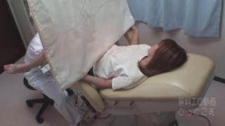 ワイセツ婦人科医の過剰診察記録 #File06-C ~22歳若妻H・Mさんの妊娠検査~ 内診台診察編