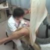 耐えがたい羞恥治療に我慢の限界か ~32歳 S・Kさん 子宮痛~ ワイセツ婦人科医の過剰診察記録 #File07-C 内診台診察編