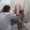 OL古田さんは月経前症候群の治療中・・・産婦人科盗撮 File15 内診台②