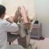 トリコモナス膣炎治療中の美人OL岡野さん問診シーン 実録・産婦人科盗撮 File19