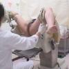 性病にかかってしまったOL横井さんの内診台診察① 実録・産婦人科盗撮 File21