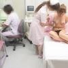不安と羞恥の診察室 File01 過激な医療行為の全記録 美乳女子大生 20歳③