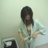 純白下着と黒髪が素敵な人妻順子さん33歳 美人患者のエコー検診 ~不安と羞恥の診察室~ File07
