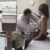 都市型産婦人科クリニックFile05 24歳 接客業・生理痛 問診・触診