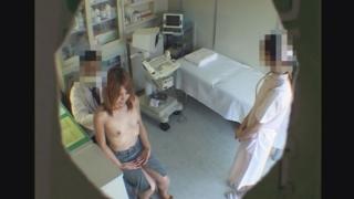 レディースクリニック検診隠し撮り No.4 23歳フリーターのりこさん 虫垂炎問診編