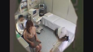 レディースクリニック検診隠し撮り No.6 24歳家事手伝いのイチカさん 胃炎問診編
