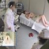 レディースクリニック検診隠し撮り No.7 十二指腸潰瘍の26歳OLユミさん エコー診察編