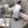 長身だけどちっぱいな20歳女子大生ナオミさんのエコー診察編 レディースクリニック検診隠し撮り No.11