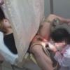 ワイセツ婦人科医の過剰診察記録 #File13-C ~28歳タカコさん(フリーター) 生理痛~ 内診台診察編