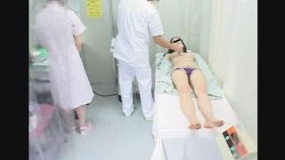 26歳OL Y・Iさんの超マニアックなエコー検診シーン ~不安と羞恥の診察室~ File09