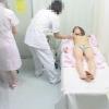 21歳女子大生 キョウコさんの超マニアックなエコー検診シーン ~不安と羞恥の診察室~ File11