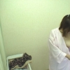 なかなか美巨乳な24歳デパート従業員のユリカさん 美人患者のエコー検診 ~不安と羞恥の診察室~ File16