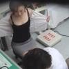 ショートカットのちっぱい美人22歳の女子大生リカさん 生理不順 問診 都市型産婦人科クリニックFile23