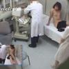 カワイイ下着姿が魅力的♪ちっぱい女子大生リリカさん(20歳)のエコー診断 レディースクリニック検診隠し撮り No.25