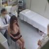 脱いだら巨乳だった24歳主婦アユミさんの問診シーン レディースクリニック検診隠し撮り No.25