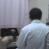 25歳OLハルミさん ~内診台診察(前半)~ 婦人科診察のすべて File02-b