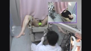 ~羞恥の内診台診察(後半) 25歳OLハルミさん ~ 婦人科診察のすべて File02-b