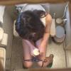 お色気ムンムンの主婦ヨウコさん(33) ~待合室・採尿~ 婦人科診察のすべて  File04-a