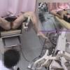 肉付きの良い美脚が素敵な25歳銀行員サヤカさんの開脚内診台診察(前半)・・・ 婦人科診察のすべて File08-b