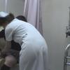 黒髪美人のユウコさん(26)の開脚内診台診察(前半)・・・ 婦人科診察のすべて File11-b