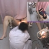 ~羞恥の内診台診察(後半) 美脚女子大生21歳アヤナさん ~ 婦人科診察のすべて File12-b