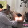 ポチャカワ巨乳の21歳OLタカコさん 内診台診察 都市型産婦人科クリニックFile04