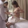 母乳検査~出産経験のある女性の乳輪はやっぱりエロかった・・・産後検診主婦のリエさん(26歳) エコー&触診 ~都市型産婦人科クリニックFile28