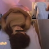 背徳の内診台診察隠し撮り 産婦人科診察#002 20歳女子大生リカさんの内診台編アングルB