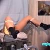 【耐えがたい恥辱】 21歳女子大生クミさん 産婦人科診察隠し撮り File05-C 内診台診察