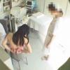 サラサラなロングヘアーが素敵な人妻リツコさん(27)の問診シーン レディースクリニック検診隠し撮り No.29
