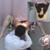 ~羞恥の内診台診察(後半) 26歳専業主婦のヒトミさん ~ 婦人科診察のすべて File15-b