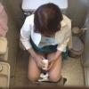 25歳OLジュンコさん ~待合室・採尿~ 婦人科診察のすべて  File16-a