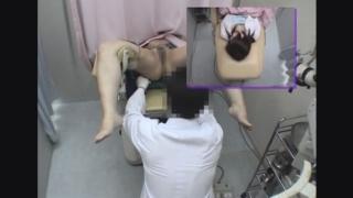OLジュンコさん(25)の開脚内診台診察(前半)・・・ 婦人科診察のすべて File16-b