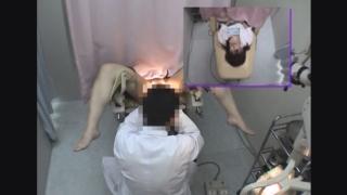 ~羞恥の内診台診察(後半) 25歳OLジュンコさん ~ 婦人科診察のすべて File16-b