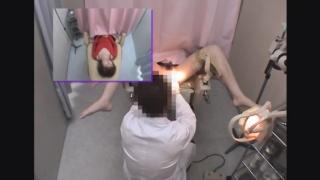 ~羞恥の内診台診察(後半) フリーター トモコさん(24) ~ 婦人科診察のすべて File19-b