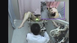 ~羞恥の内診台診察(後半) OLケイコさん(26) ~ 婦人科診察のすべて File20-b