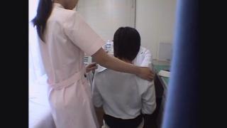 【黒髪ショートが素敵なOLルミさん(24)】 問診・触診編 産婦人科診察#009A-1