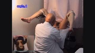 背徳の内診台診察隠し撮り 産婦人科診察#010B-2 27歳専業主婦のノリコさん内診台診察編2