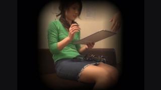 美人女子大生のユリエさん(22) ~待合室・採尿~ 婦人科診察のすべて  File21-a