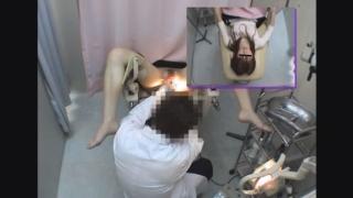 女子大生アキさん(24)~恥ずかしさに耐える羞恥の内診台診察(後半)~ 婦人科診察のすべて File25-b
